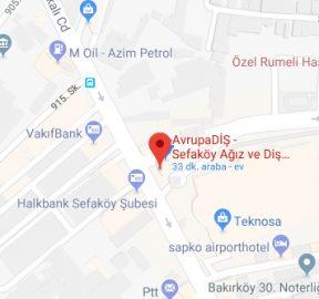 map sefakoy